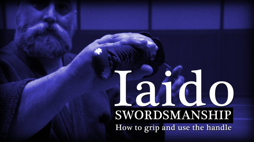 how to use the sword grip