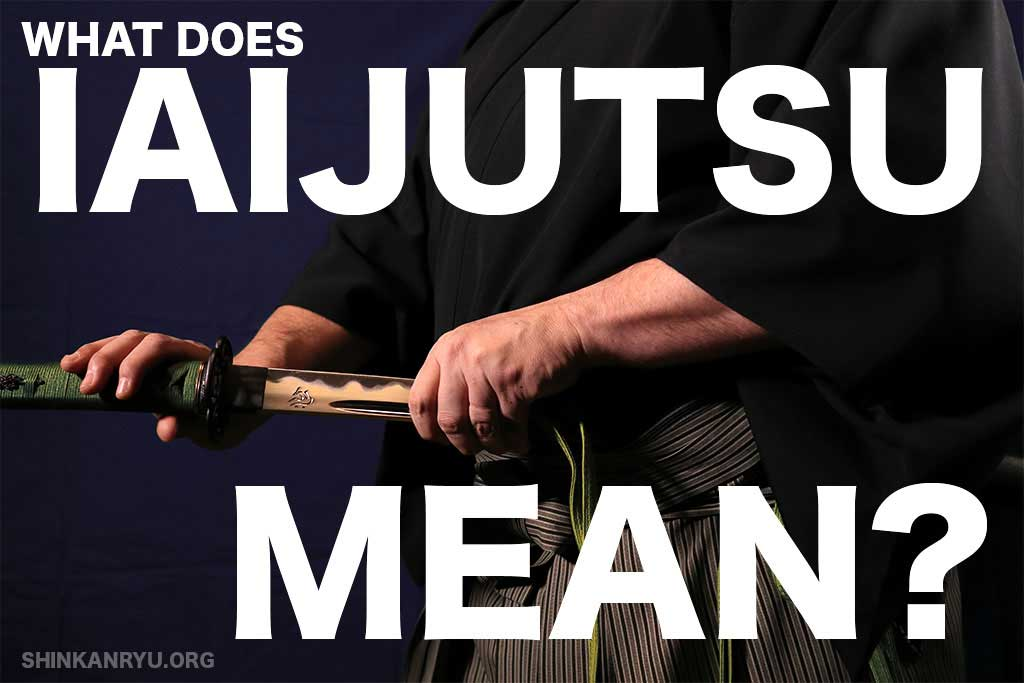 what is iaido
