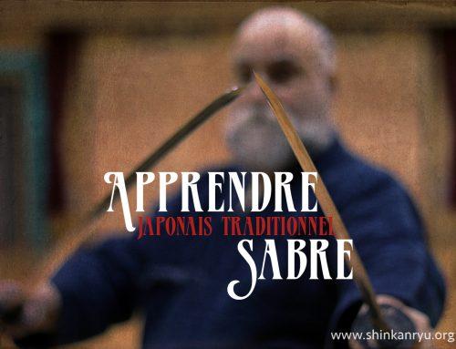 Apprendre le Iaido traditionnel en ligne
