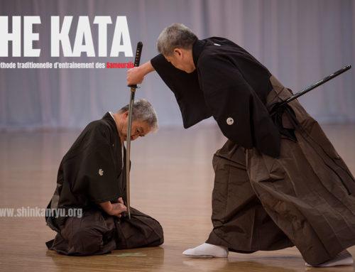 Kata: La Méthode traditionnelle d'entrainement des Samouraïs