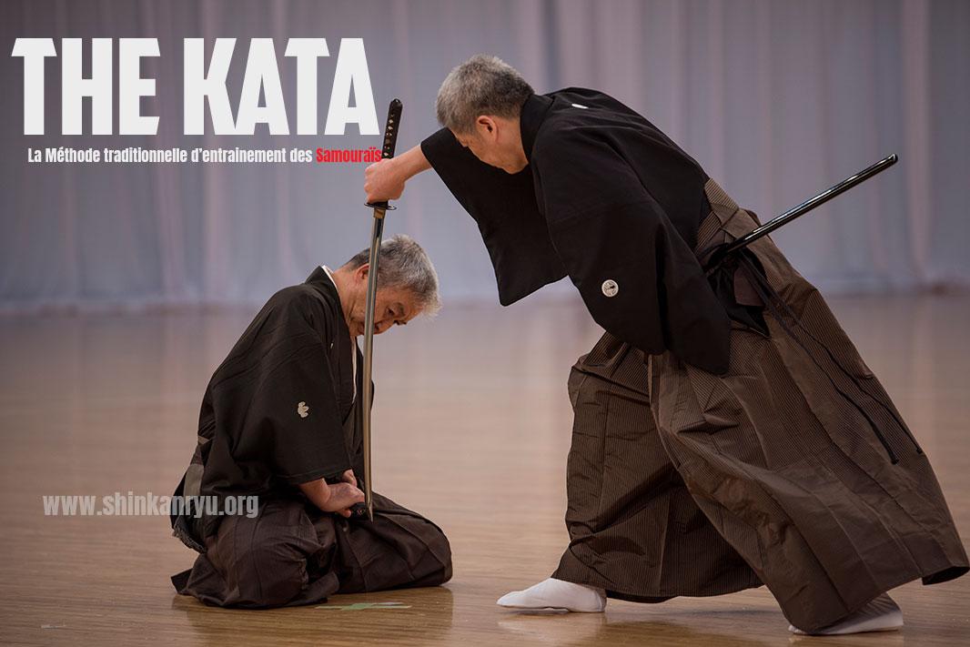 La Méthode traditionnelle d'entrainement des Samouraïs