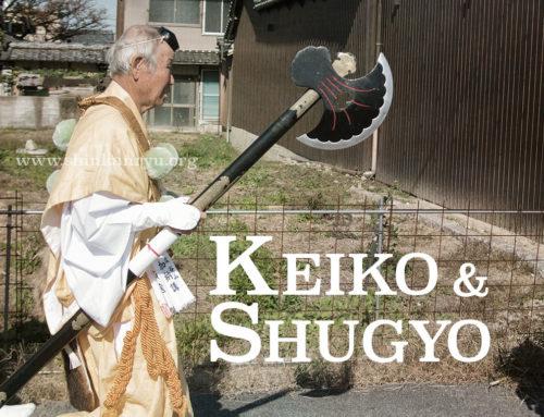 Shugyo et Keiko