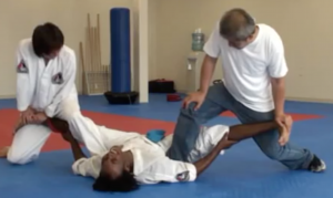 martial arts stretching thats dangerous