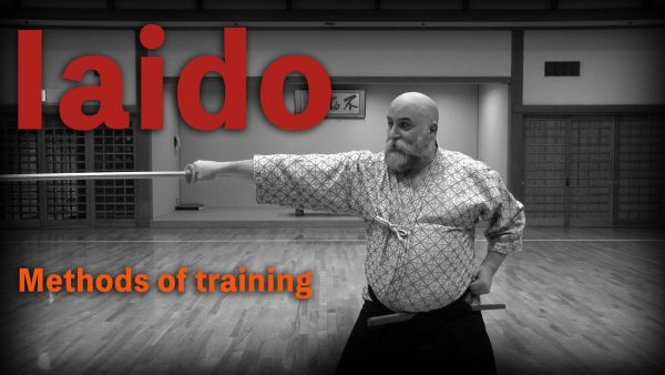 timing in iaido