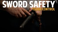 iaido sword tsuba