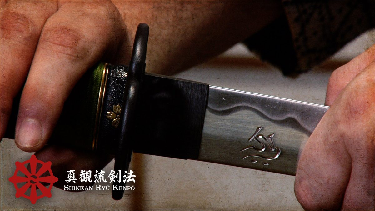 samurai sword iaido