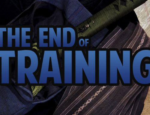 The End of Training & Boredom In Martial Arts
