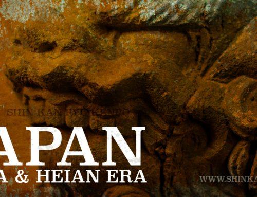 Japanese Era 710-1868 Part 1 Nara & Heian