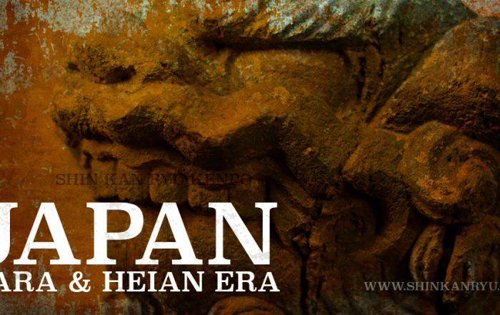 nara heian history