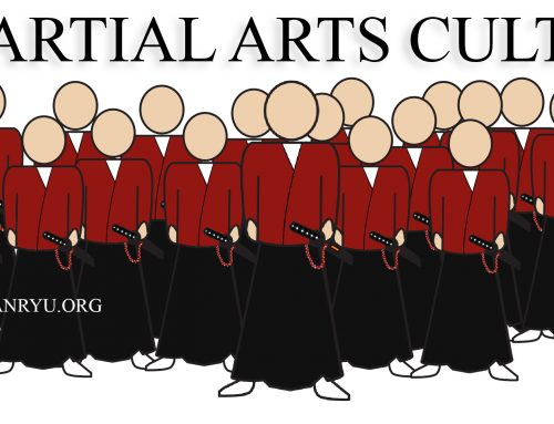 Are You Involved In a Martial Arts Cult?