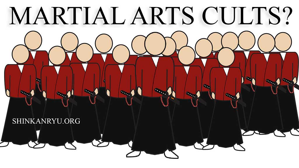 martial arts cult