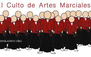 Culto de Artes Marciales