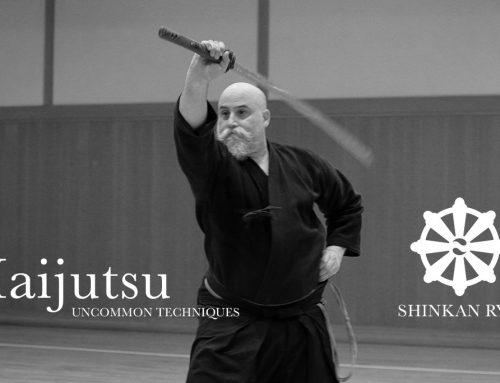 Iaijutsu Uncommon Techniques