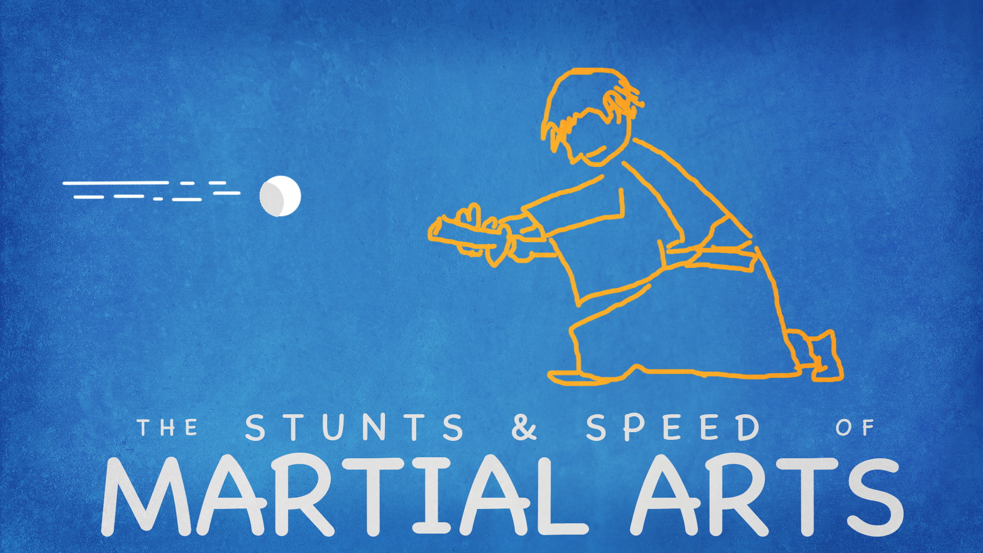 martial arts stunts and speed