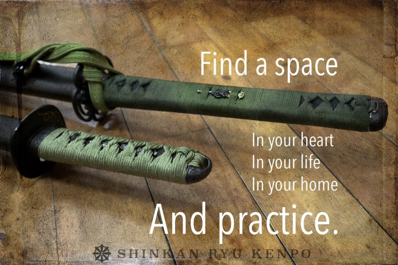 budo practice