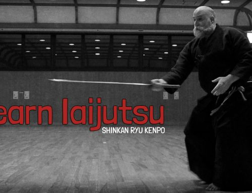 Upper Level Techniques of Iaijutsu