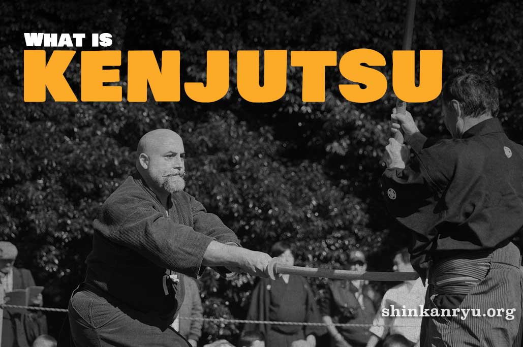 what is kenjutsu