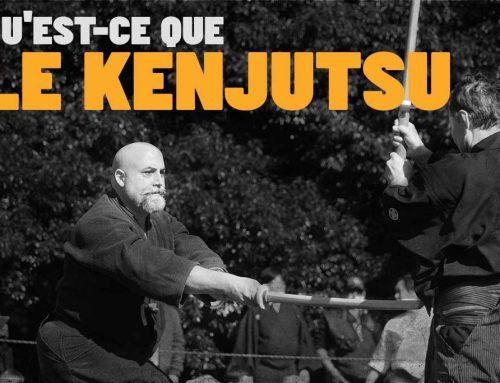 Qu'est-ce que le kenjutsu