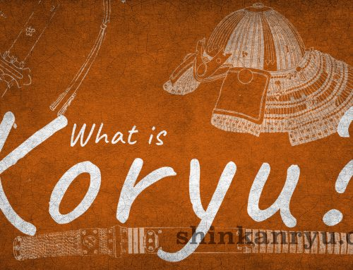 Qu'est ce qu'un Koryu?