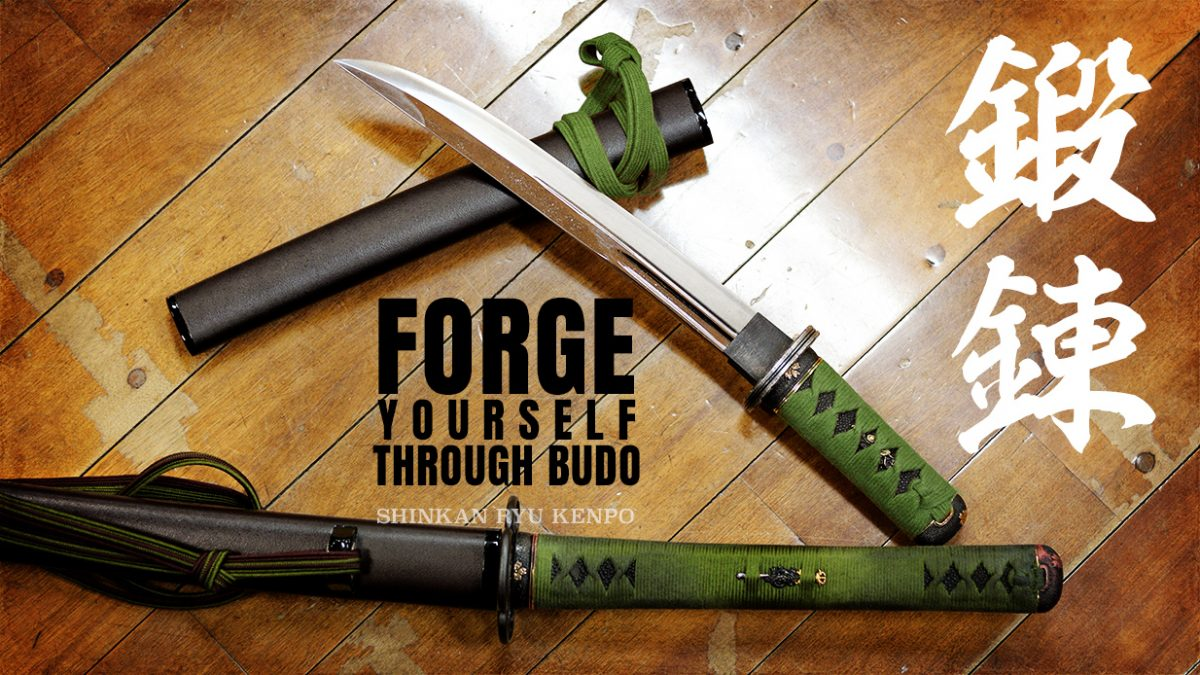 tanto forge true budo