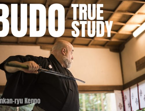 True Budo Proper Conduct