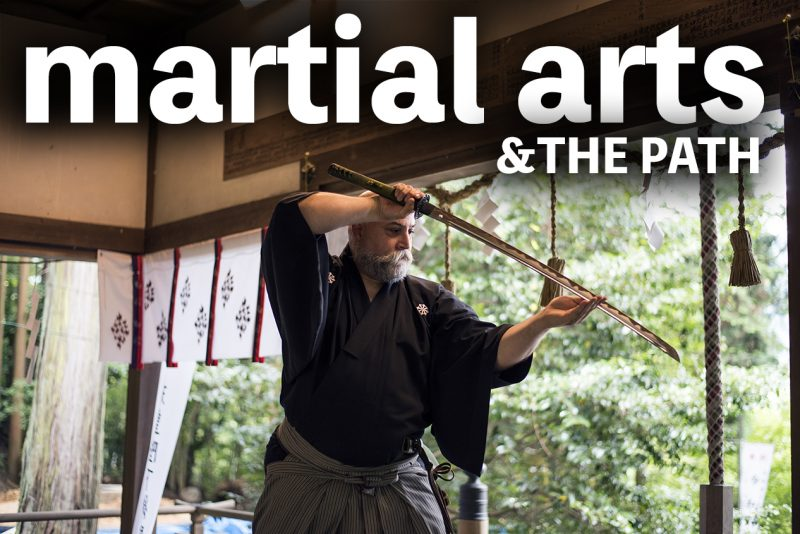 the way of martial arts