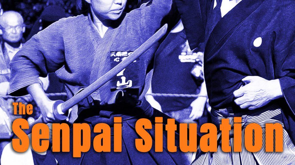 senpai sword kata