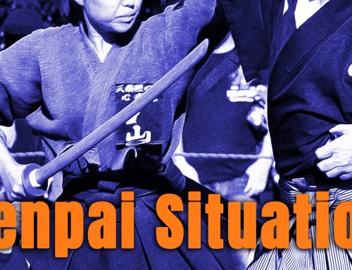 What Is A Good Senpai In Budō?