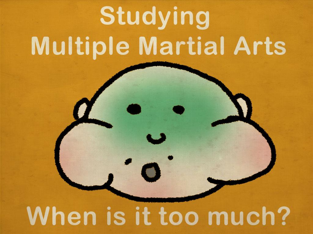 studying budo